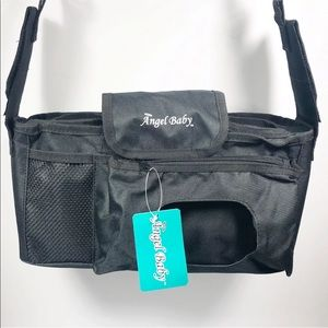 Angel Baby Stroller Organizer Diaper Bag